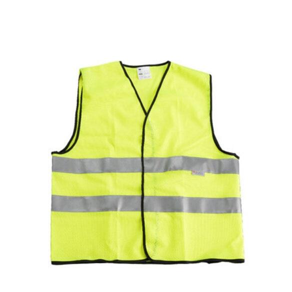 Safety gear night Reflective jacket Reflective traffic Fluorescent green vest XXL GM0704<br><br>Aliexpress