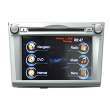 7 Inch Touch Screen 2 Din Car DVD Player  for Outback Legacy with  GPS Navigation Radiao Video  MP3 Multimedia Player Free Map