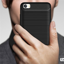 Buy Luxury Shockproof Soft Carbon Fiber Cases Xiaomi Mi5 Case Armor Coque Capa Fundas Xiaomi Mi 5 Cover Original Silicone 35 for $2.59 in AliExpress store