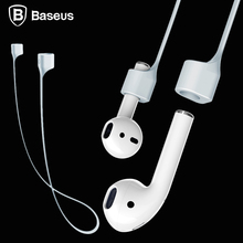 BASEUS Bluetooth Wireless Earphone Strap For Apple Outside Strap Earphone For Airpods Silicone Cable Cord Accessories