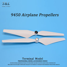 2 Blade Airplane Propellers  9450 94x50 Self-locking Enhanced Propeller Prop for Helicopter DJI Phantom 2 3 Vision+ E30