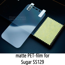 Glossy Clear Lucent Frosted Matte Anti glare Tempered Glass Protective Film On Screen Protector For Sugar Swarovski SS129