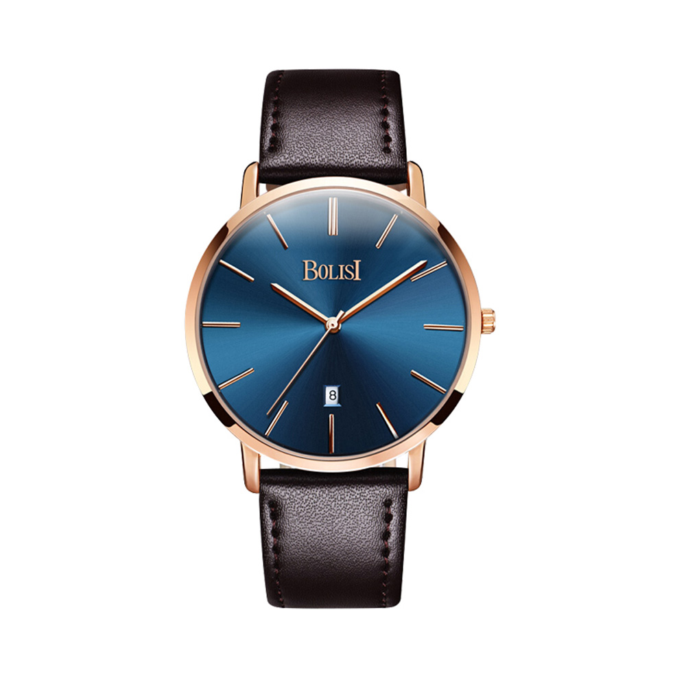 Fashion &amp; Casual Luxury Brand Mens Watches Waterproof Military Sports Watches Mens Quartz Digital Leather Wrist Watch<br>