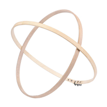 10 дюймов тамбур Вышивка бамбука круг Вышивка деревянный крестом машинной Вышивка Хооп кольцо Бамбук Вышивание Инструменты(China)