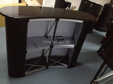 2*2 Pop up Display Table,promotion counter FREE Print & Ship(China)