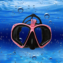 QYQ Patent Design Mask Myopia Lens Professional Scuba Glasses Goggles Underwater Hunting Snorkel Swimming Set Tempered Glasses