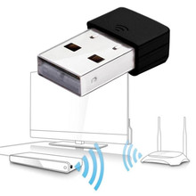 For Mini 150Mbps USB WiFi Router Network Card Adaptor Adapter Dongle Direct RTL5370  IEEE 802.11n