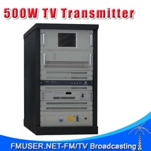 CZH518D-500W 500w DVB-T Digital TV Territorial Broadcast Transmitter for Professional TV Station