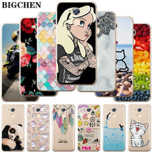 Huawei Honor 6A Case 5.0 inch Cool Design TPU Case Cover For Huawei Honor 6A Silicone Phone Protective Back Cover Skin(China)