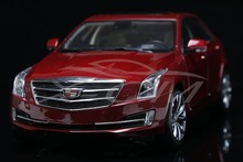 Diecast Car Model Cadillac New ATS-L 2016 1:18 (Neon/Red) + SMALL GIFT!!!!!!!!!!!