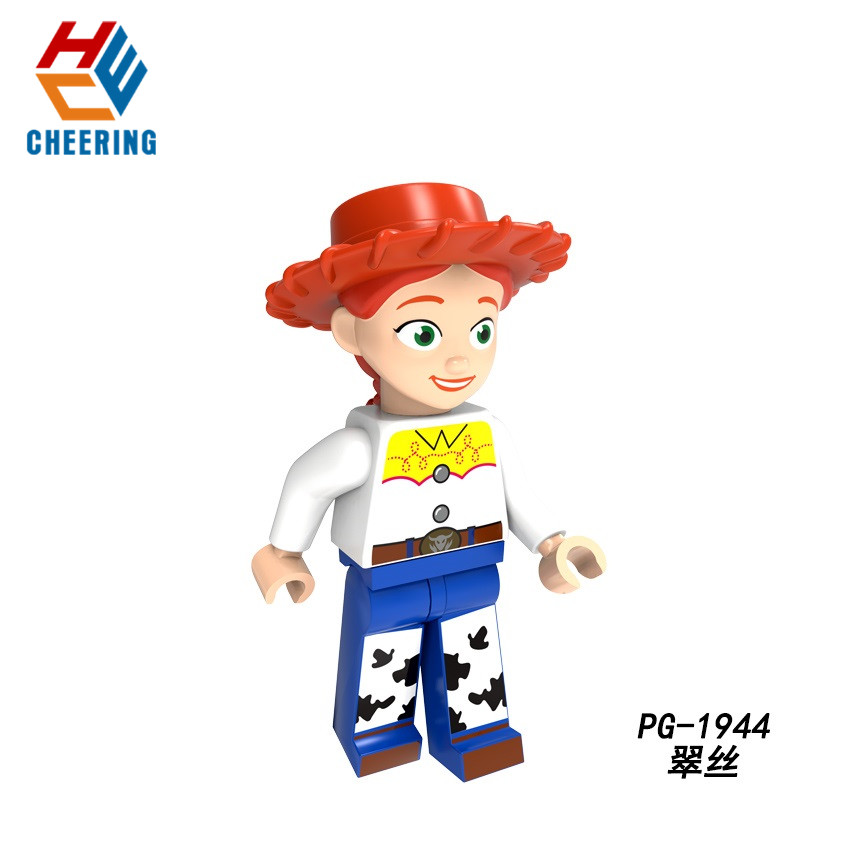 Jessie Cowgirl Custom Minifigure MOC Lego Toy Story PG1944