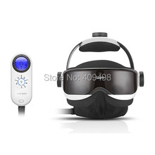 Breo iDream1230 LCD display air pressure vibration music head eye neck massager