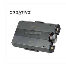 Original Creative Sound Card Blaster E5 Bluetooth wireless headphone amplifier DAC Decoder with 3200mAh Battery(China)