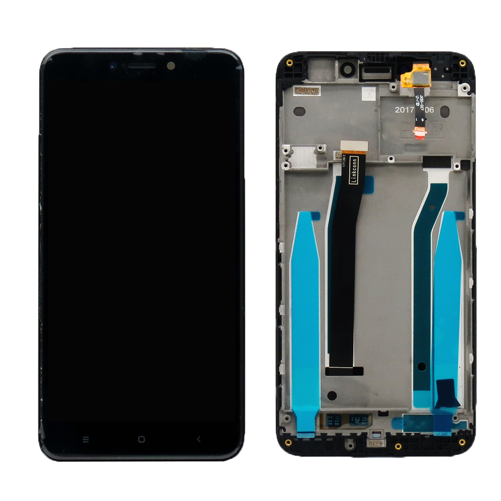 2017 New For Xiaomi Redmi 4X LCD Display Digitizer + Touch Screen Replacement 5.0inch Redmi 4X Phone Parts With Free Tools