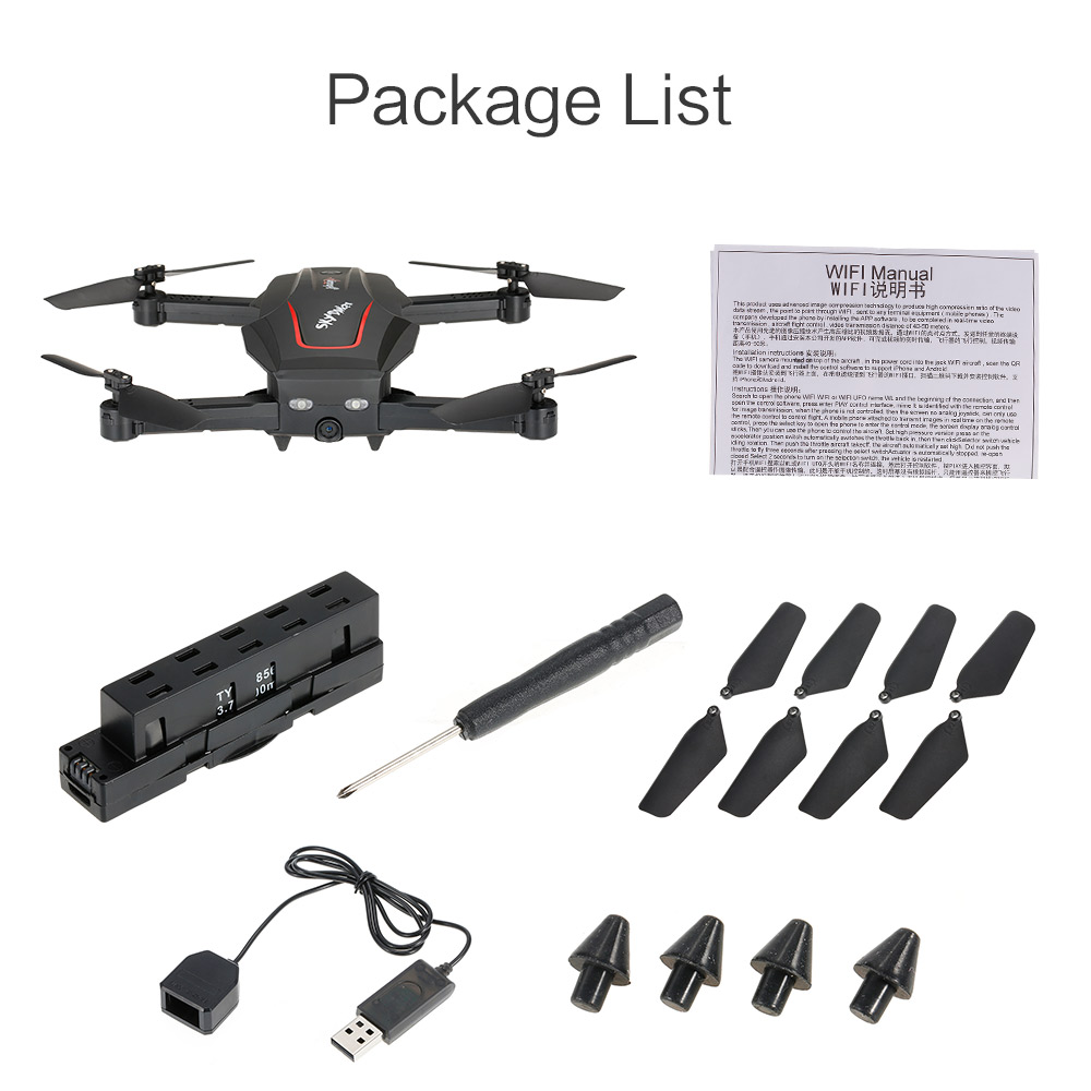 WL Tech Q626-B Wi-Fi FPV 720P RC Drone with Camera HD Selfie Drone Altitude Hold RC Quadcopter RTF Helicopter Dron Machine (14)