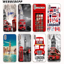 Buy WEBBEDEPP London big ben Bus Hard Cover Case iPhone 8 7 6S Plus X/10 5 5S SE 5C 4 4S for $1.49 in AliExpress store