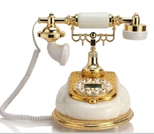 GBD-256 Antique fashion phone household vintage wired telephone(China)
