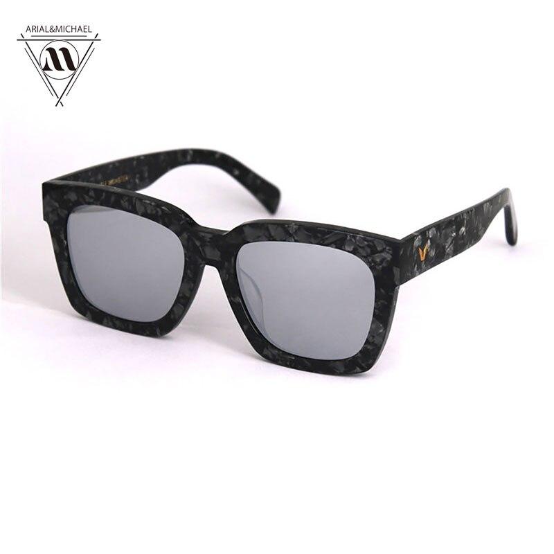 Arial&amp;Michael Brand New Style Square Sunglasses Fashion Men/Women Classic Coating Glasses Sunglasses Retro gafas de sol Hot <br><br>Aliexpress