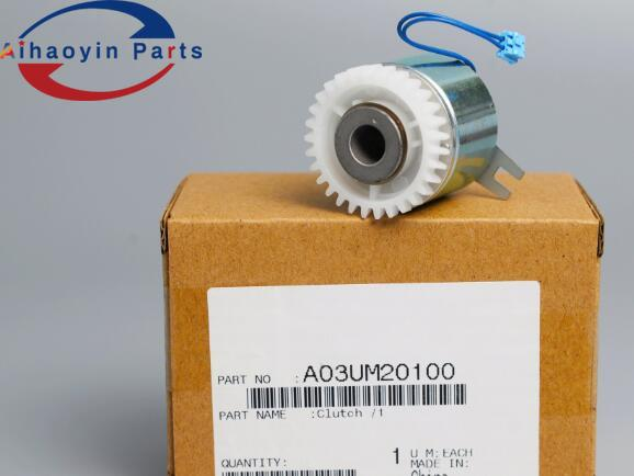 1pcs A03UM20100 Original and new clutch for Konica Minolta C6000 C7000 C6501 C6500 color printer part