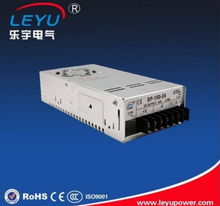 Hot sell full range input SP-150-15 AC DC single output PFC switching power supply all over world(China)