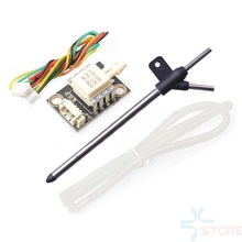 Digital Airspeed Sensor Kit Differential PITOT Pitot Tube Airspeed Meter for PX4 Pixhawk Autopilot(China)