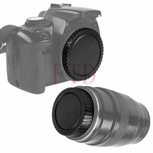 Rear Lens Cap + Cover Body Cap For All Nikon AF AF-S DSLR SLR Lens Dust Camera TH88 ES88