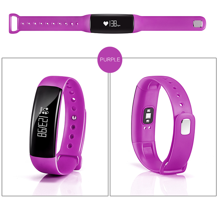 fitness bracelet blood pressure 23