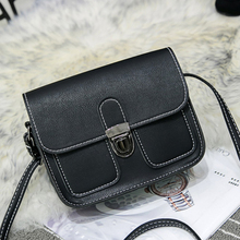 2017 retro New Fashion women bags designer Shoulder bags Crossbody bag for Women Famous Brand leather handbags Small messenger b