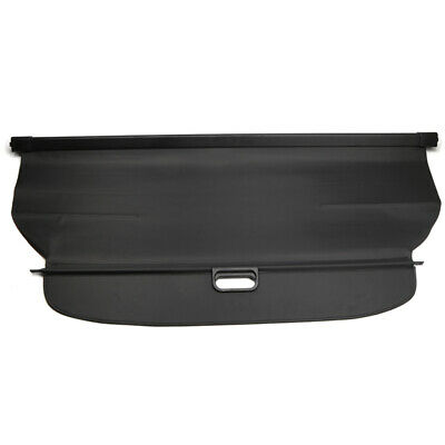 7-PASS for Dodge Journey 2009-2018 Black Retractable Rear Trunk Cargo Luggage Security Shade Cover Shield