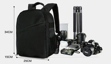 PROFESSIONAL Backpack Knapsack Camera Case Bag FOR CANON NIKON SONY PENTAX PANASONIC SONY Laptop Bag Travel Bag B017