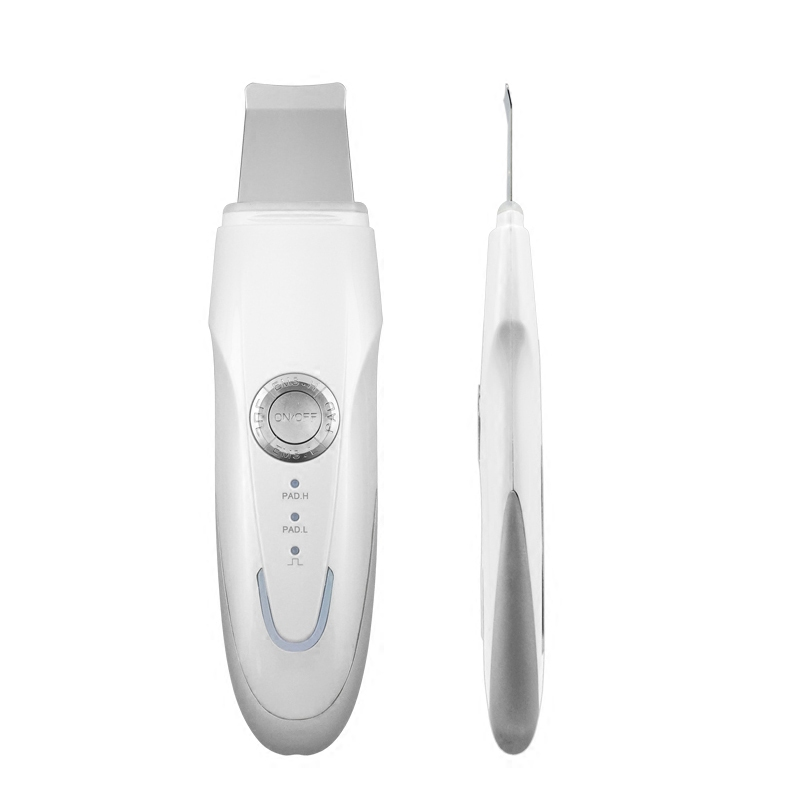 Sonic Skin Cleansing Ultrasonic Face Scrubber Cleaner Pore Peeling Tighten Acne Blackhead Removal Machine SPA Beauty Massager<br>