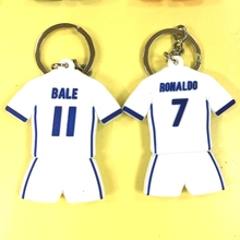 Miniverse 2016-17 Season Soccer Star 11 Bale 7 C.ronaldo Club Jersey Kit Doll Accessories White Christmas Gift