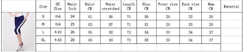 High Waist Fitness Legging Black 2