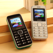 Russian Language Original IPRO I3150 1.5'' inch Mini Size Loud Speaker Mobile Phone Cheap China gsm BT FM Dual SIM Cell Phone(China)