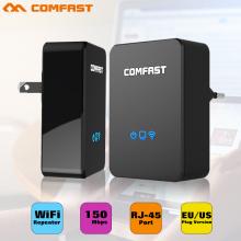 Roteador COMFAST AP+repeater+router three-in-one CF-WR150N 150Mbps 802.11N portable WIFI repeater/wifi router wifi adapter rj45(China)