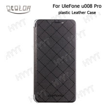 UleFone U008 Pro Leather Phone Case Cover Diamond Lattice Horizonatal Full Proctive Filp Cover Case for UleFone U008 Pro
