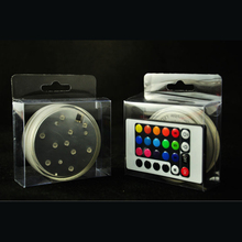 2015 Birthday Decorations Kids Hot Multi Sales Remote Control Rgb Led Light Base for Smoking Rushed Hookah Shisha As Accessories