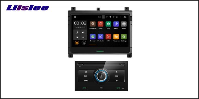 For Nissan Patrol 2004~2009 LiisLee Car Multimedia TV DVD GPS Audio Hi-Fi Radio Original Style Navigation Advanced NAV INAVI 2