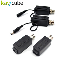 5Pair BNC Security Video Balun up to 600m Twisted Video Balun Passive Transceivers CCTV DVR Camera Video Power Balun Transceiver