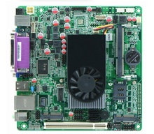 Atom D425 POS Motherboard with 2*VGASingle 18bit LVDS POS Machine Mini Itx Industrial Motherboards