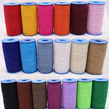 1 roll=490meters 0.5mm Width Colored Elastic Webbing Band For DIY Sewing Garment Accessories(China)