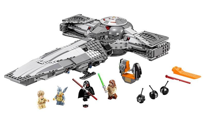 LEPIN 05008 Star Wars The Force Awakens Sith Infiltrator Building Blocks Darth Margus R2-D2 Model Bricks Kit Toy Gift<br><br>Aliexpress