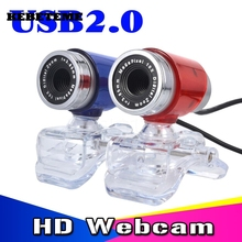 KEBETEME Mini HD 30 Mega Pixel Web Cam Camera USB 2.0 Web Cam 30M PC HD Webcam Camera for PC Home(China)