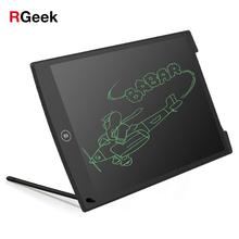 12 inch LCD Writing Tablet Board Electronic Small Blackboard Paperless Office Writing Board with Stylus Pens(China)