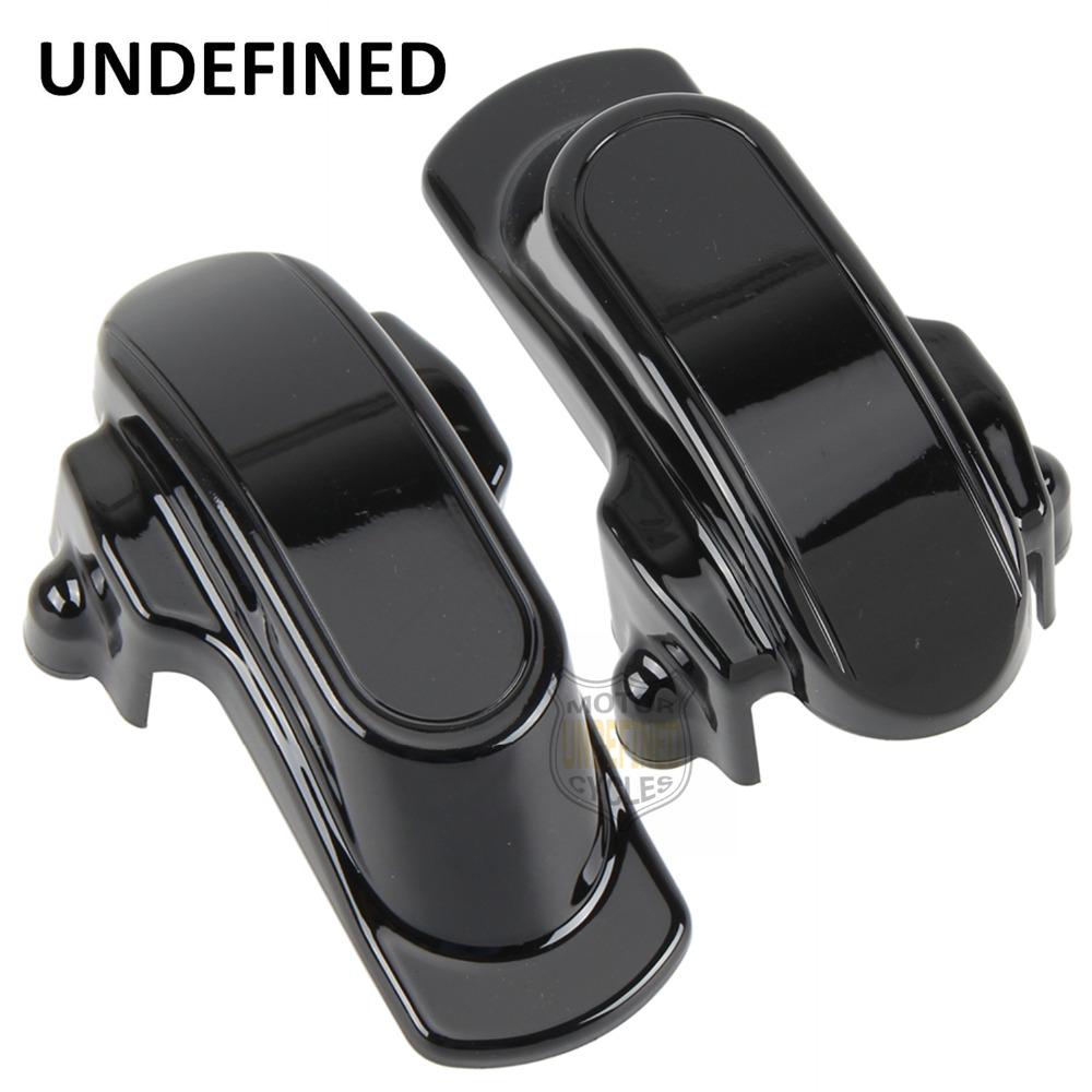 Motorbike Accessories Black Rear Frame Covers Axle Cover Kit For Harley Dyna Wide Glide FXD 2006-2014 2015 2016 2017 UNDEFINED<br>