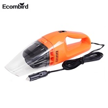 Ecombird TintonLife Portable Car Vacuum Cleaner 12V DC Cable Length 5M
