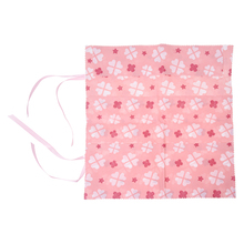 Practical 22 Slots Circular Knitting Crochet Needle Hook Organizer Bag Holder Case Pouch Flower Print