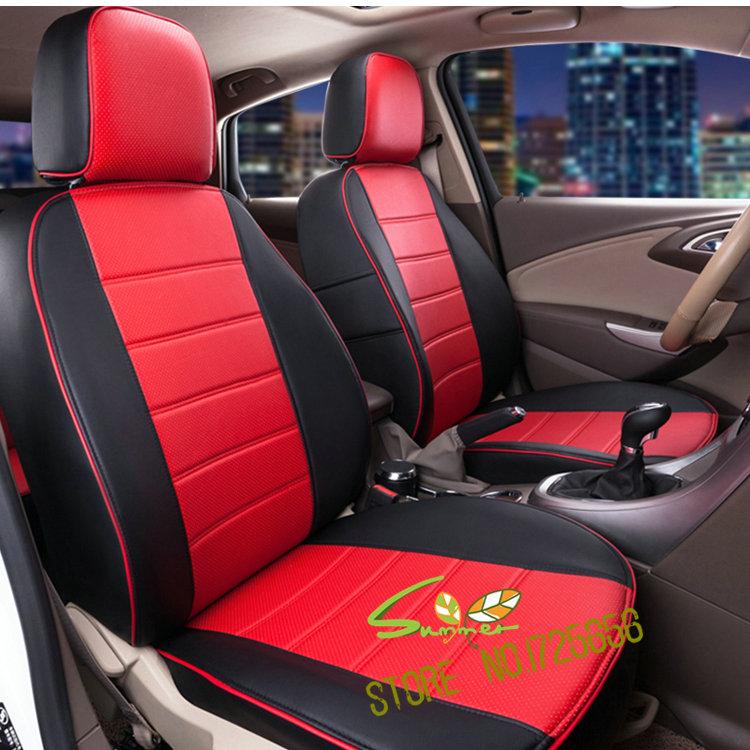 SU-PEABL004 car leather seats (6)