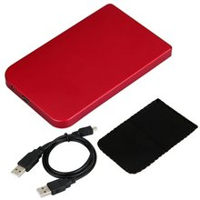 YOC-EXTERNAL CASE for HARD DRIVE 2.5 IDE HDD USB 2.0 [PC]