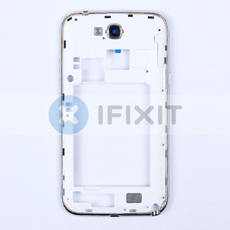 Original Middle Plate Frame Housing with Volume &amp; Power Button for Samsung Galaxy Note 2 N7100 N7102 N7105 Middle Frame Housing<br><br>Aliexpress